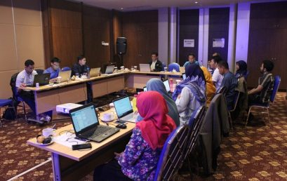Persiapan Internalisasi Admin Web